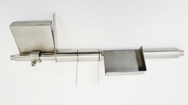 Fächermessersatz 30,0 mm