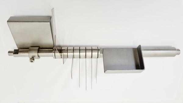 Fächermessersatz 9,0 mm