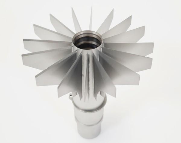 Zerteilstern 16 - teilig Ø 27 mm