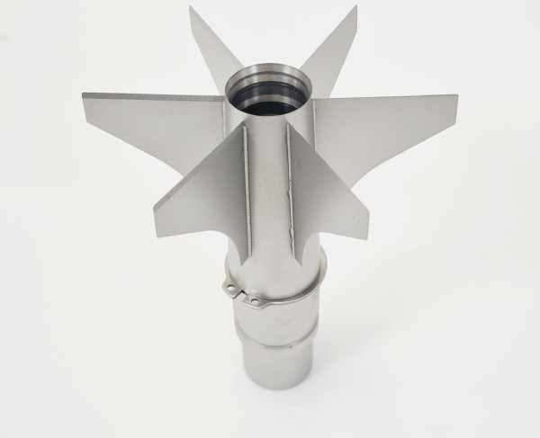 Zerteilstern 6 - teilig Ø 23 mm