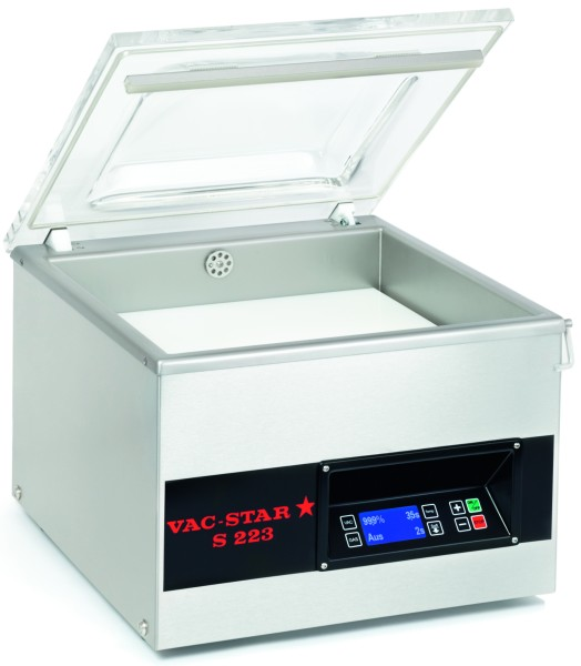 Vakuum Tischgerät S-223 DBV