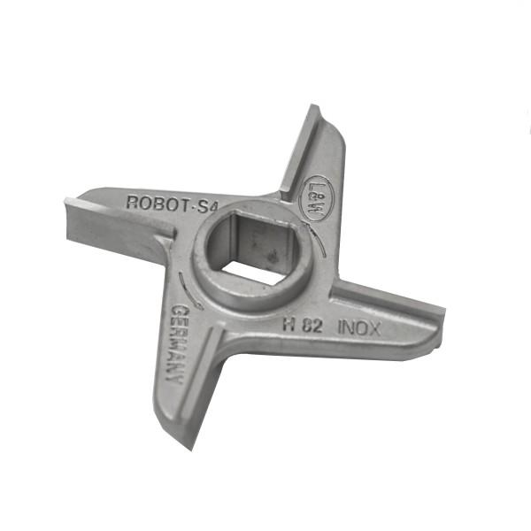 Kreuzmesser INOX für Fleischwolf 82 (Ø 82 mm)