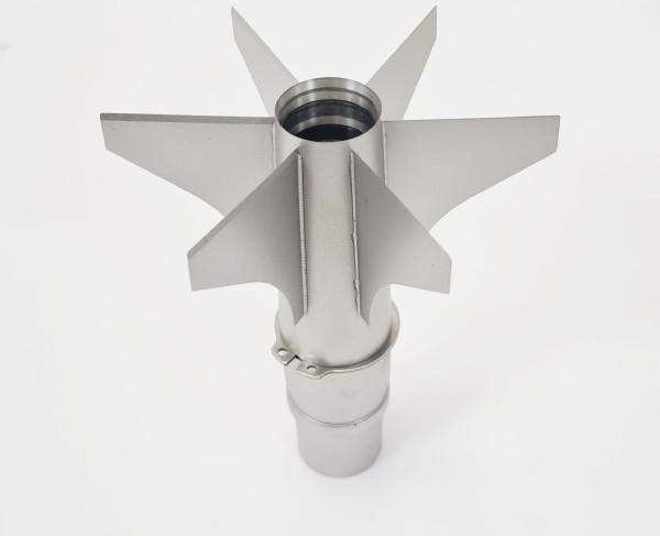 Zerteilstern 6 - teilig Ø 27 mm